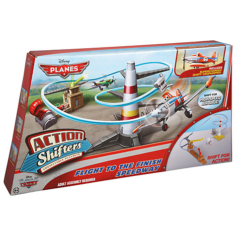 Buy Disney Planes Flight to the Finish Speedway Online at johnlewis.com