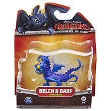 Buy Dragons Defenders of Berk: Belch and Barf Online at johnlewis.com