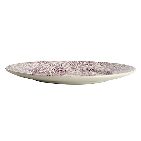 Buy Burleigh Claremont Side Plate, Dia.19cm Online at johnlewis.com