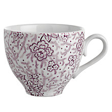 Buy Burleigh Claremont Tea Cup Online at johnlewis.com