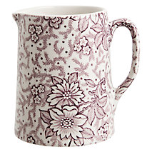 Buy Burleigh Claremont Cream Jug Online at johnlewis.com