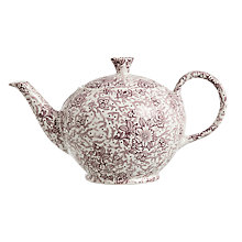 Buy Burleigh Claremont Teapot Online at johnlewis.com