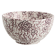 Buy Burleigh Claremont Sugar Bowl Online at johnlewis.com