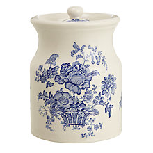 Buy Burleigh Charlotte Storage Jar Online at johnlewis.com