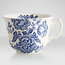 Buy Burleigh Charlotte Teacup Online at johnlewis.com