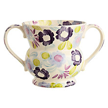Buy Emma Bridgewater Daisy Chain Handled Vase Online at johnlewis.com