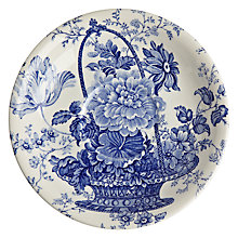 Buy Burleigh Charlotte Tea Saucer Online at johnlewis.com