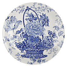 Buy Burleigh Charlotte Soup Saucer Online at johnlewis.com