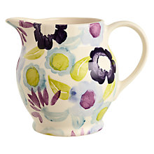 Buy Emma Bridgewater Daisy Chain Jug, 0.85L Online at johnlewis.com