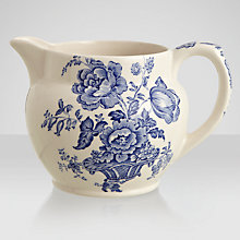Buy Burleigh Charlotte Dutch Cream Jug Online at johnlewis.com