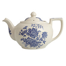 Buy Burleigh Charlotte Teapot Online at johnlewis.com
