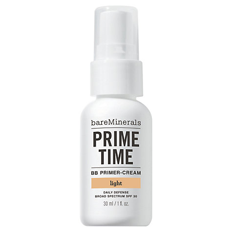 Buy bareMinerals Prime Time BB Primer Cream Online at johnlewis.com