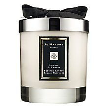 Buy Jo Malone Incense & Embers Scented Candle, 200g Online at johnlewis.com
