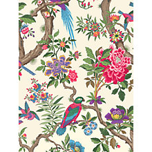 Buy Cole & Son Fontainebleau Paste the Wall Wallpaper Online at johnlewis.com