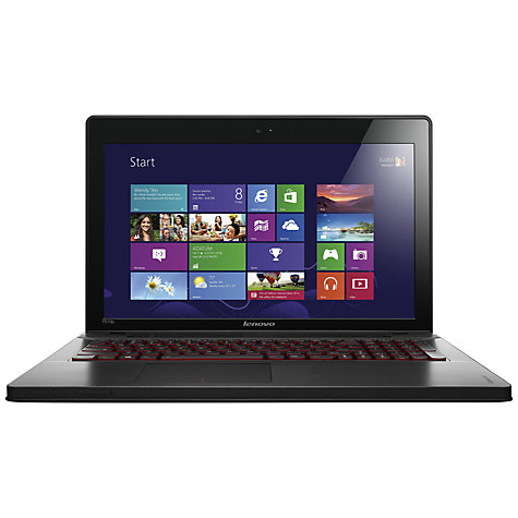 Buy Lenovo Ideapad Y510p Laptop, Intel Core i7, 12GB RAM, 1TB + 8GB SSD, 15.6