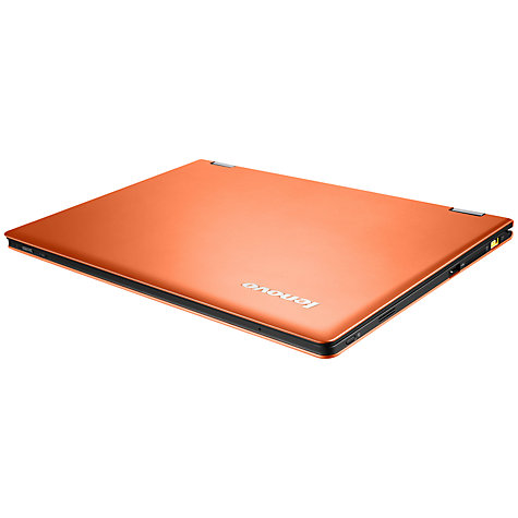 "Buy Lenovo IdeaPad Yoga 11S Convertible Ultrabook, Intel Core i3, 4GB RAM, 128GB SSD, 11.6"" Touch Screen Online at johnlewis.com"