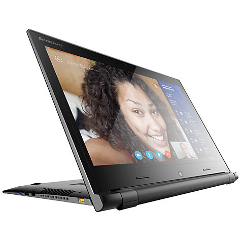 Buy Lenovo IdeaPad Flex 15 Dual-Mode Laptop, Intel Core i3, 4GB RAM, 500GB, 15.6