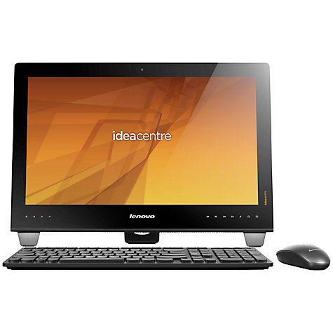 Buy Lenovo IdeaCentre B540 All-in-One Desktop PC, Intel Core i5, 8GB RAM, 2TB, 23