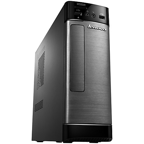 Buy Lenovo H530s Desktop PC, Intel Core i5, 8GB RAM, 1TB, Black Online at johnlewis.com