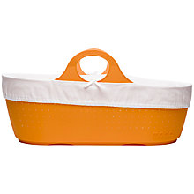 Buy Moba Moses Basket and Mat Online at johnlewis.com