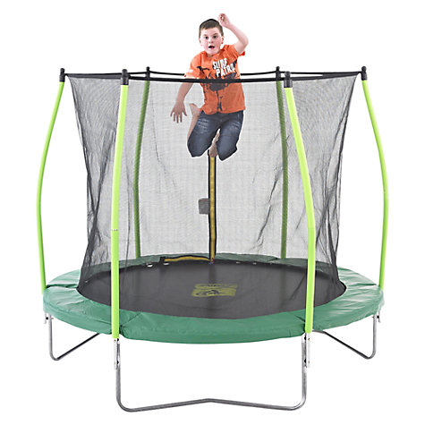 Buy TP Toys Zoomee Trampoline, 8ft Online at johnlewis.com
