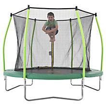 Buy TP Toys Zoomee Trampoline, 10ft Online at johnlewis.com