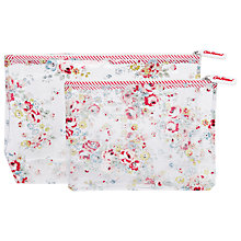 Buy Cath Kidston Notting Hill Washbag Set Online at johnlewis.com