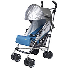Buy Uppababy G-Luxe 2014 Stroller, Sebby Blue Online at johnlewis.com
