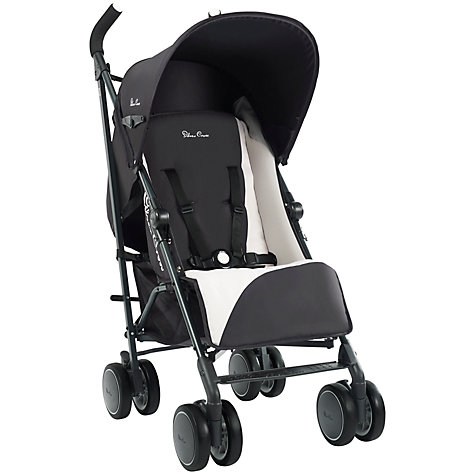 Buy Silver Cross Pop Stroller, Jet Sport Online at johnlewis.com