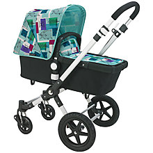 Buy Bugaboo Cameleon3 Lowey Print Pram, Multi Online at johnlewis.com