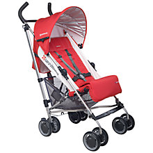 Buy Uppababy G-Luxe Stroller, Red Online at johnlewis.com