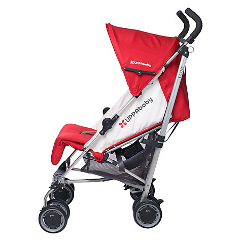 Buy Uppababy G-Luxe 2014 Stroller, Red Online at johnlewis.com