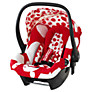 Cosatto Giggle Hold Car Seat, Red Bubble