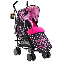 Buy Cosatto Supa Pushchair, Bow How Online at johnlewis.com