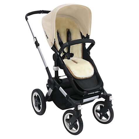 Buy Bugaboo Wool Pushchair Seat Liner Online at johnlewis.com