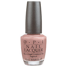 Buy OPI Nails - Nail Lacquer - 2014 Collection Online at johnlewis.com