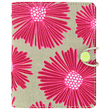 Buy Filofax Cover Story Pocket Organiser, Floral Burst Online at johnlewis.com