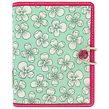 Buy Filofax Cover Story Pocket Organiser, English Bloom Online at johnlewis.com