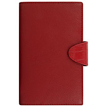 Buy Filofax Calipso Leather Compact Organiser Online at johnlewis.com