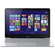 "Buy Sony Vaio Fit 13A multi-flip Convertible Laptop, Intel Core i5, 8GB RAM, 128GB SSD, 15.5"" Touch Screen, Silver Online at johnlewis.com"