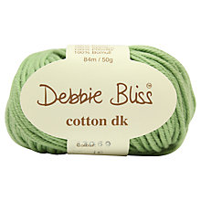 Buy Debbie Bliss Cotton DK Yarn, 50g Online at johnlewis.com