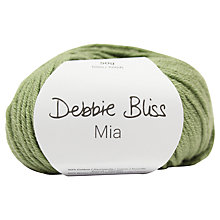 Buy Debbie Bliss Mia Yarn, 50g Online at johnlewis.com