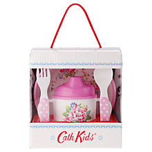 Buy Cath Kidston Spray Flowers Nursery Set, Pink Online at johnlewis.com