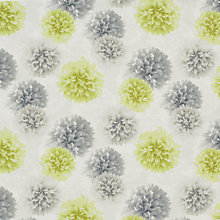 Buy John Lewis Pom Pom Curtain, Lime Sherbert, was £20.00 per metre now £10.00 per metre Online at johnlewis.com
