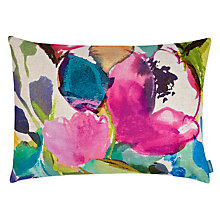 Buy bluebellgray Chloe Mode Cushion, Multi Online at johnlewis.com