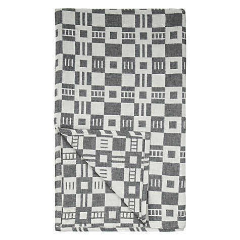 Buy John Lewis Croft Collection Welsh Throw Online at johnlewis.com