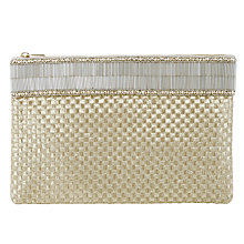 Buy COLLECTION by John Lewis Embellished Pouch Clutch Bag Online at johnlewis.com