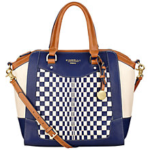 Buy Fiorelli Kenzie Tote Handbag, Nautical Online at johnlewis.com