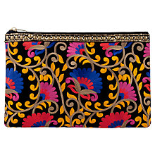 Buy Collection WEEKEND by John Lewis Embellished Pouch Clutch Bag Online at johnlewis.com