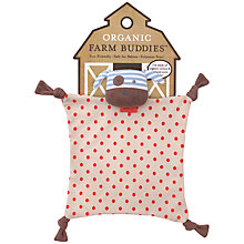 Buy Organic Farm Buddies Dog Comforter Online at johnlewis.com